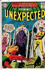 1964 Tales of the Unexpected #82 VG - Creatures with Space Ranger's Brain