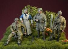 "D-Day Miniature 1/35 ""Together Against Blitzkrieg"" Belgian & BEF set"