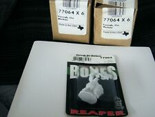 KAVORGH ORC WARBOSS - Reaper Miniatures Dark Heaven Bones - 77064 x12