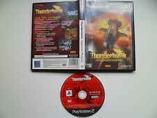 THUNDERHAWK: operación PHOENIX (Sony Playstation 2, 2001) no manual