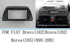 For FIAT Bravo Brava Marea 95-01 Car Stereo Radio Fascia Dash Panel 1 Din Frame