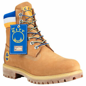 """Men's Timberland X MITCHELL & NESS X NBA 6"""" PREM Boots, TB0A1UD5 231 Size 12"""