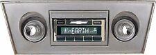 66 67 Chevy II  Nova  AM FM  Radio Custom Autosound USA 630II USA630