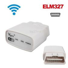 Mini Vgate WIFI Car ELM327 OBDII OBD2 Diagnostic Scanner for iOS iPhone Android