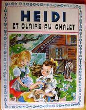Heidi Et Claire Au Chalet