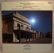 Richard Rodgers THREE BALLETS Mint/Sealed LP GHOST TOWN--Tenth Ave--Zenobia
