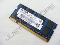 Elpida 2GB DDR2 Sodimm Notebook RAM Speicher Sodimm 800MHZ EBE21UE8AESA-8G-F