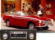 New* 300 watt Stereo Radio '61-71 Volvo 1800ES Coupe Wagon AM FM iPod controller