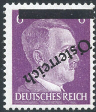 A07343 -- Austria #391** with inverted overprint