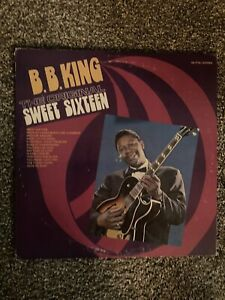 B.B. King - Sweet Sixteen - Vinyl LP - US 7773 - EX/VG+