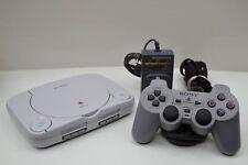 Sony PLAYSTATION 1 SLIM (Psone) Console con controller-totalmente Inscatolato