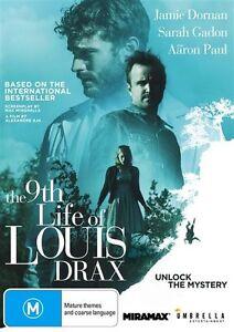 9th Life Of Louis Drax, The (DVD, 2017) Australian Stock