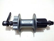 NOS SHIMANO FH-M525A REAR DISC HUB WITH SKEWER.