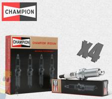 Champion (9408) RER8WYCB4 Iridium Replacement Spark Plug - Set of 4