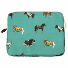 Brand New Milly Green Horse Pony Designer iPad Tablet Case Gift