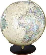 Columbus Salzburg Illuminated 13 Inch Desktop World Globe