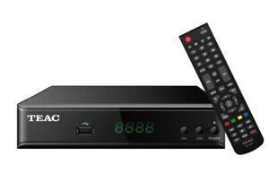 TEAC HDB860 FHD DVB-T HDMI H.264 USB PVR Media Play Set Top Box w/ USB Recording