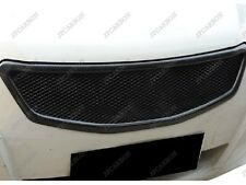 Carbon Fiber Front Mesh Grill Grille for 2009-2012 Subaru Legacy Liberty JDM