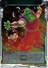 Sacrifice - BT4-070 - Foil Common Near Mint Dragon Ball Super Series 4