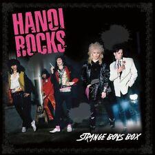 Strange Boys Box [10/21] by Hanoi Rocks (Vinyl, Oct-2016, 6 Discs, Cleopatra)