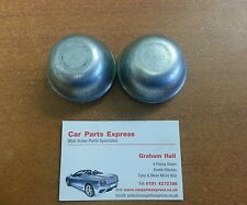 Ford Escorts RS Turbo Series 2 Rear Brake Drum Dust Cap Nut Covers Genuine Ford