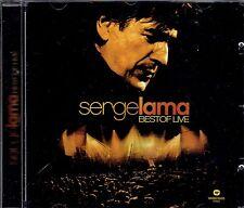 CD - SERGE LAMA - Best of live