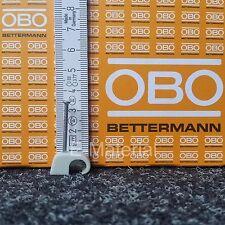 200x Nagelschellen 7-12mm OBO Bettermann 2026-35 LGR SP für z.B. NYM 3x1,5-5x1,5