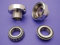 Chrome Head Cups OEM 48311-60 w/ Timken Bearings for Harley Big Twin Models