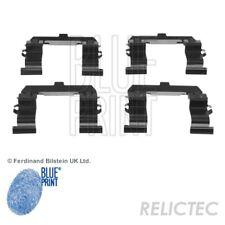 Front Brake Pad Fitting Kit Accessory Ford Mazda:RANGER,BT50,B-SERIES