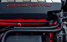 C7 Corvette Stingray/Z06 2014+ LED Strip Lighting - Fuel Rail Covers