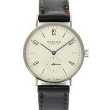 NOMOS Tangent Glashutte TAN1711-W2G Hand Winding Silver Dial Mens 90110831