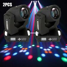 2PCS 230W TESTA MOBILE Moving Head Light fascio Beam Teste Mobili Luce DJ Party