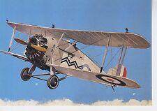 Postcard 1364 - Aircraft/Aviation Dubbeldekker/Biplane England 1927