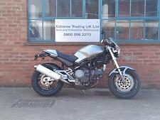 Ducati Monster M900 S Silver in Great condition