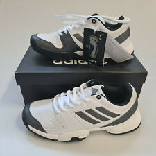 Adidas Tennisschuhe Sneaker Barricade Club xJ Unisex Kinder Gr. 33 (BA7707)