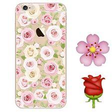iPhone SE/5s/5 Cover Hülle Case Bumper Silikon TPU Schutzhülle Motiv 20. Aus🇩🇪