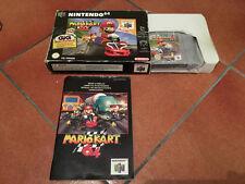 """Gioco """"Mario Kart 64"""" PAL per Nintendo 64 (N64)"""
