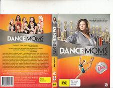 Dance Moms-2011-TV Series USA-[Season One-3 Disc Set]-3 DVD
