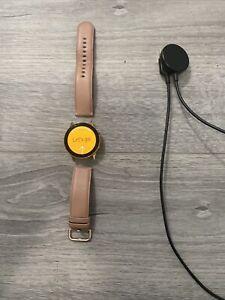 Samsung Galaxy Watch Active 2 SM-R835U 40mm Aluminum Case with LTE