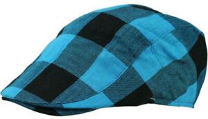 Newsboy Cap Baker Boy Flat Ivy Cabbie Mens Golf Tweed Casual Women Hats Gatsby