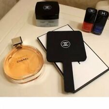 CHANEL Beauty Gift Makeup Mirror Small Size 16 x 9 cm matte finish WITH BOX P/F