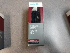 Firewire 800 1394b 9 pin to 6 pin 3m maplin cable