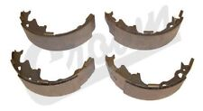 Brake Shoe Set Jeep  1990-1999 TJ YJ Wrangler 9 inch Brakes Crown  4423606