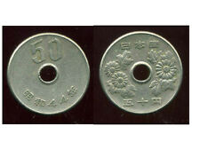 JAPON  50 yen  44    1969