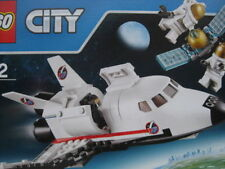 Space White LEGO Buidling Toys