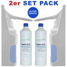 2 Spender 2 Liter Desinfektionsmittel Desinfektionsmittelspender Automat Hände