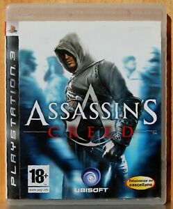 Assassins Creed - PLAYSTATION 3 - Pal Spain - Full