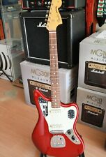 Fender Classic Player Jaguar Special Candy Apple Red with Hard Case