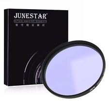 JSR Junestar 52mm Natural Night Light Pollution Reduction MC Nano Layer Filter