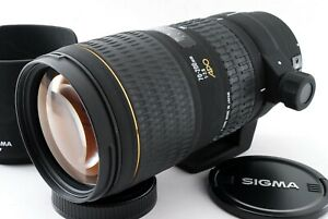 Sigma EX 70-200mm f/2.8 APO AF zoom Lens for canon EXC++ from japan 	682115